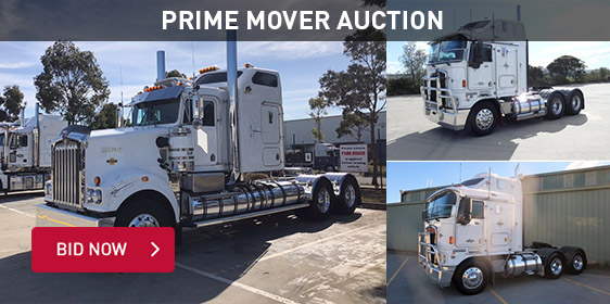 Prime Mover Auction