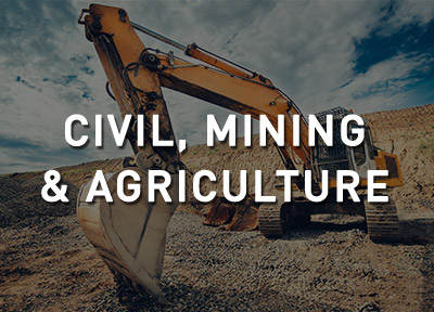 Civil, Mining and Agriculture