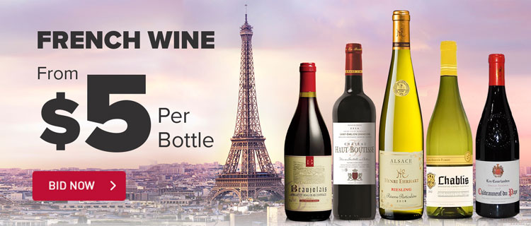 A Taste of Europe - The French Cellar