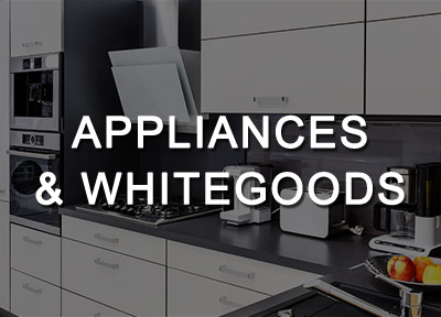 Appliances and Whitegoods
