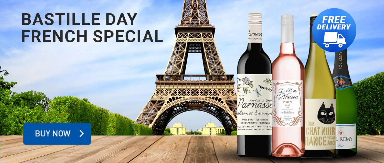 Bastille Day French Special