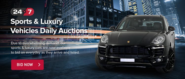 Sports & Luxury Daily Auctions