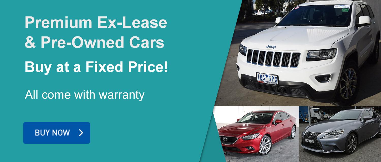 Buy Now Vehicles