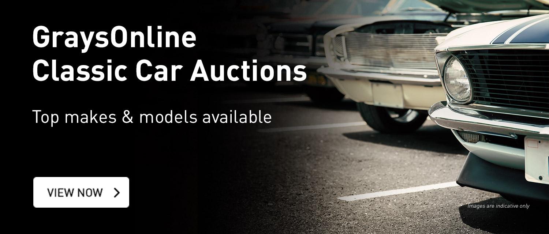 GraysOnline Classic Car Auctions