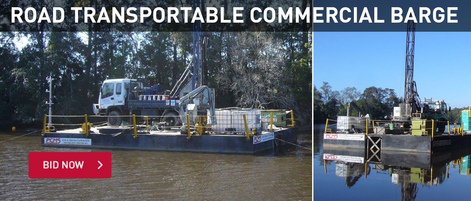 Commercial Barge
