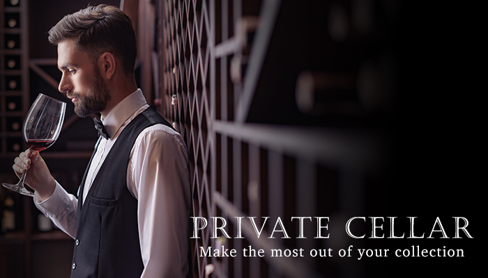 GraysWine Private Cellar - Make the most out of your collection