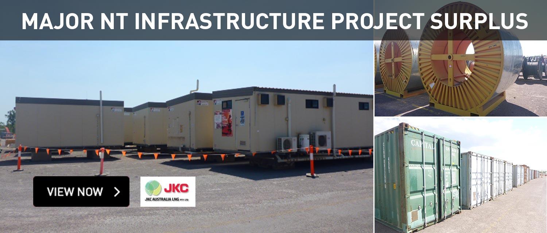 Major Infrastructire Project Surplus