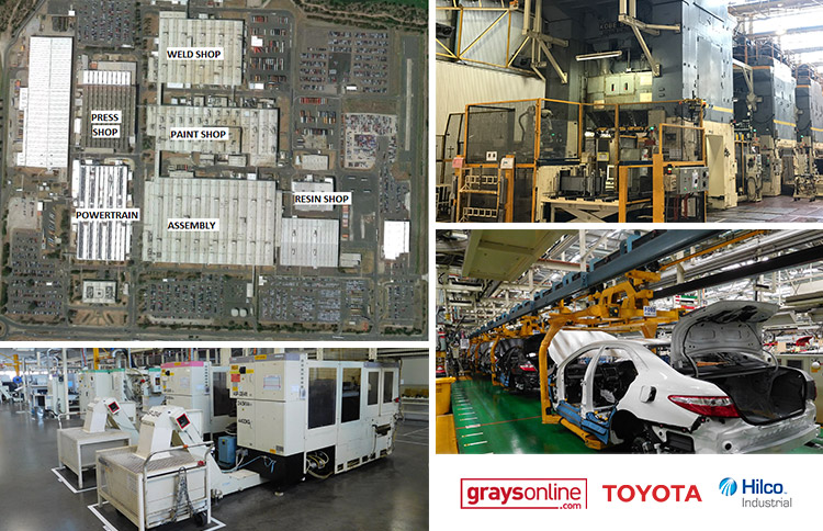 Toyota Australia Plant Closure