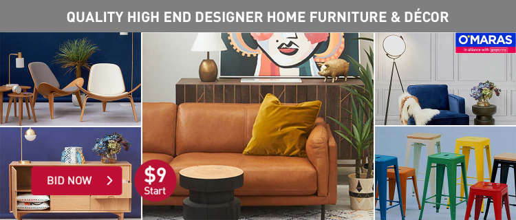 Quality Hign End Designer Home Furniture and Decor