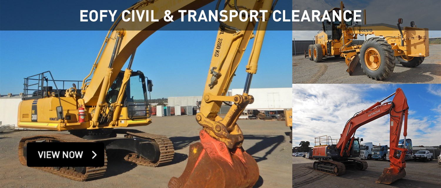 EOFY Civil and Transport Clearance