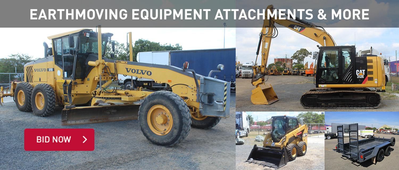 Earthmoving Equipment Attachments & More