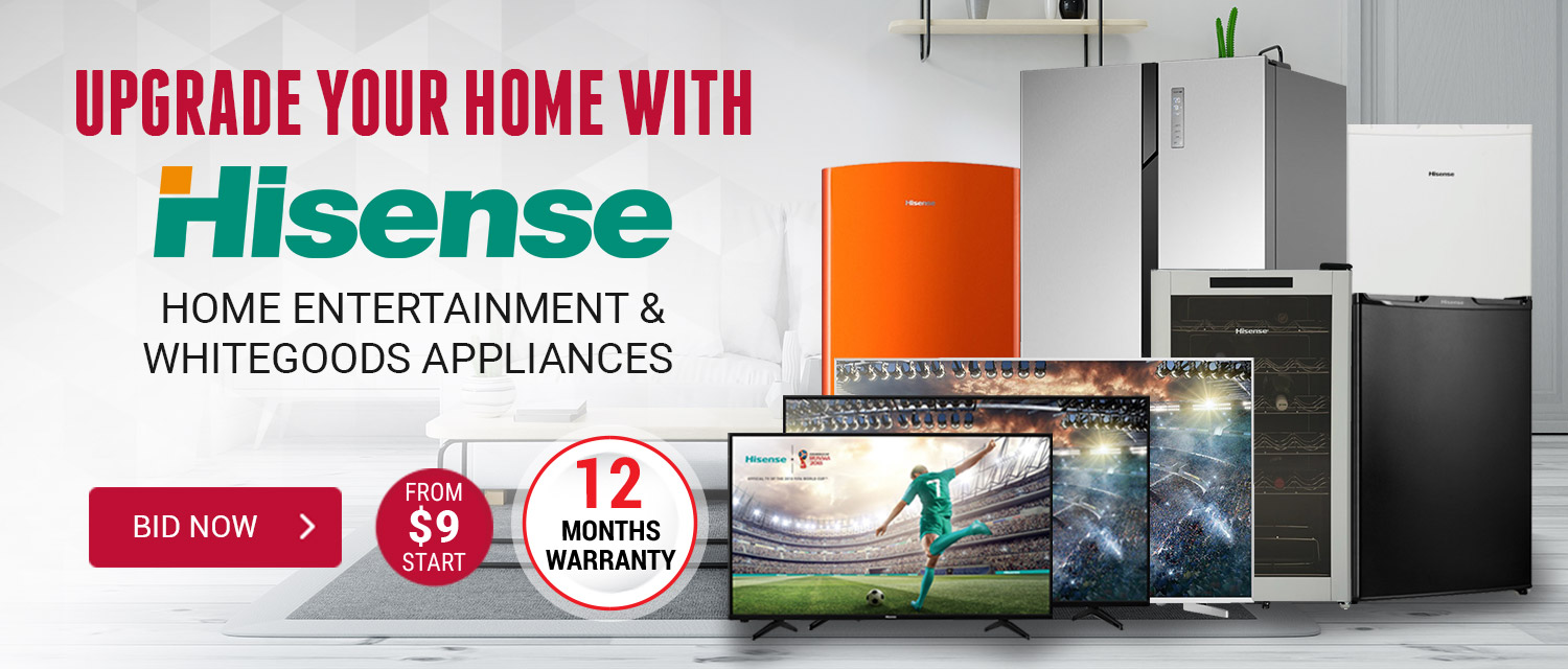 Upgrade Your Home with Hisense