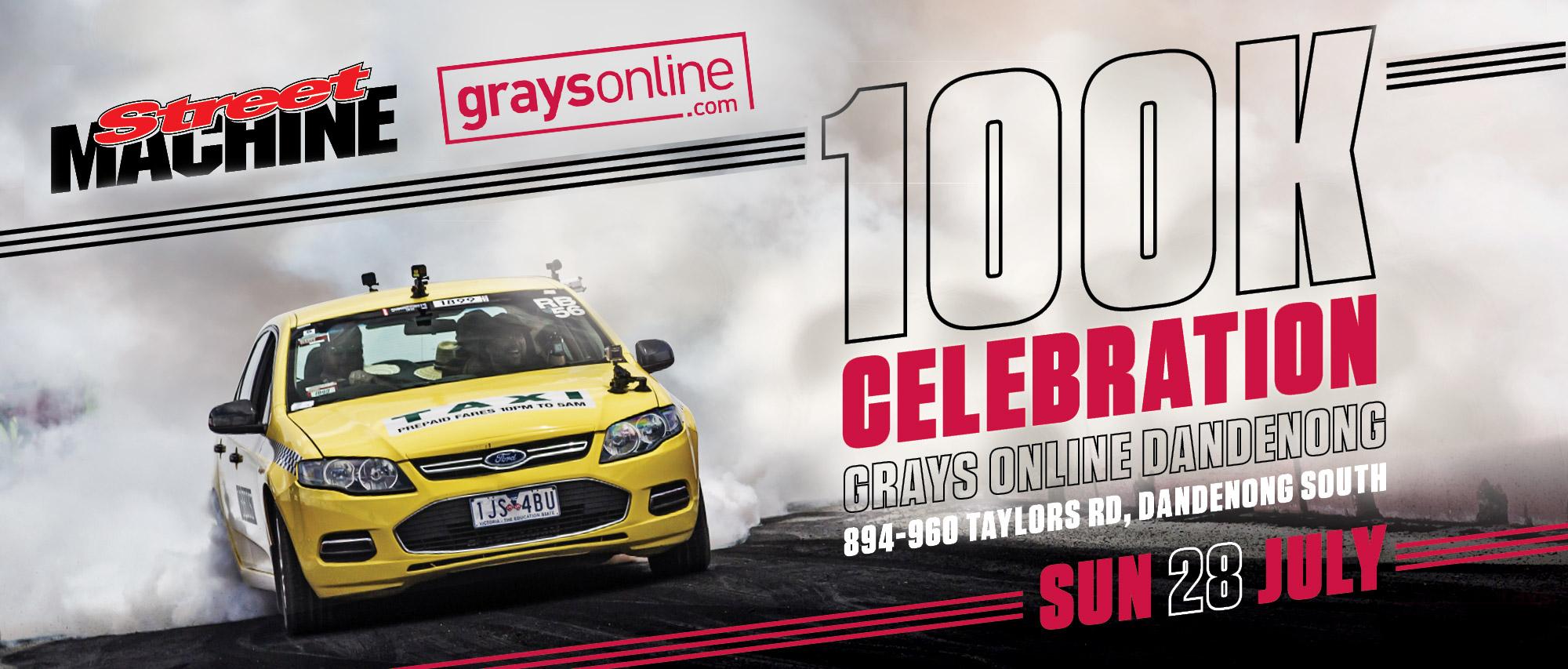Street Machine | GraysOnline 100k Celebration