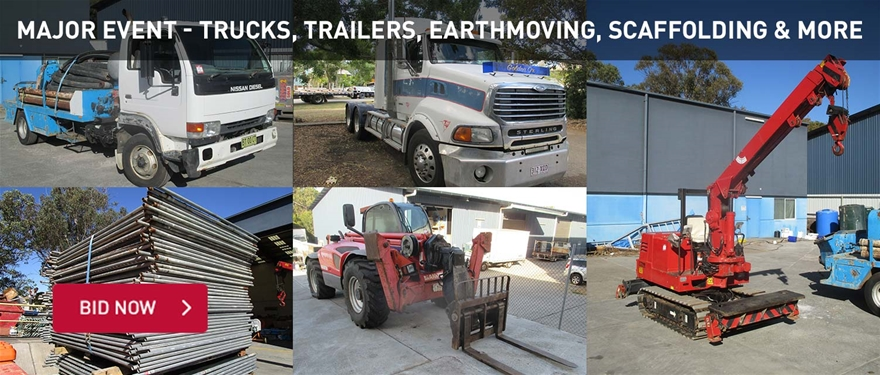 Earth Moving and Mobile Plant - Buy Earth Moving and Mobile