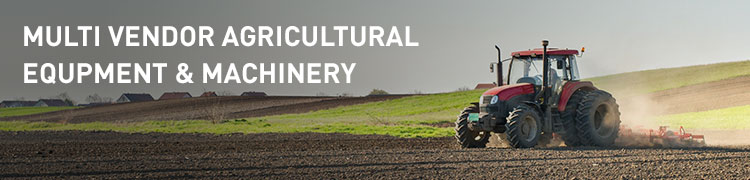 National Multi Vendor Auction | Monthly Agricuiltural Equipment