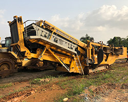 Caterpillar Graders & Compactor