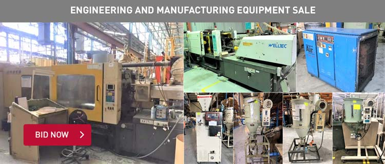 Engineering and Manufacturing Equipment Sale