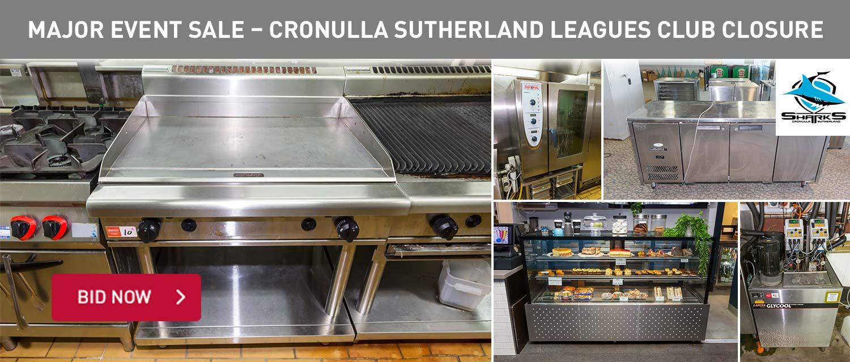 Major Event Sale Cronulla Sutherland Legues Club Closure