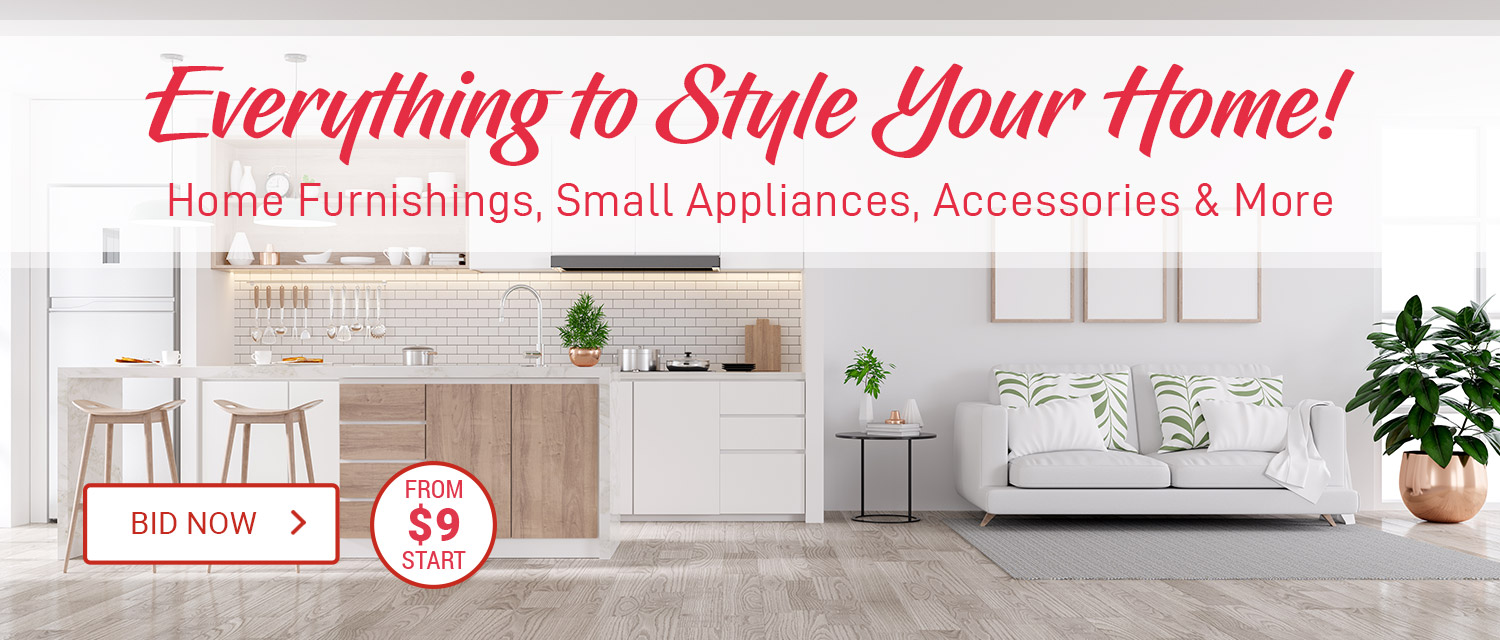 Everything to Style Your Home!