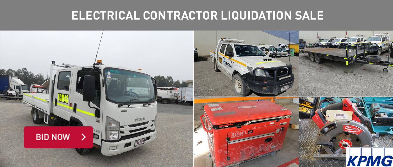 Electrical Liquidation Sale