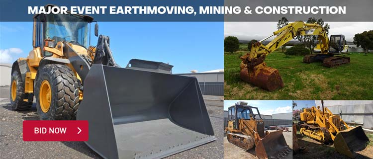 Major Event Earthmoving, Mining & Construction