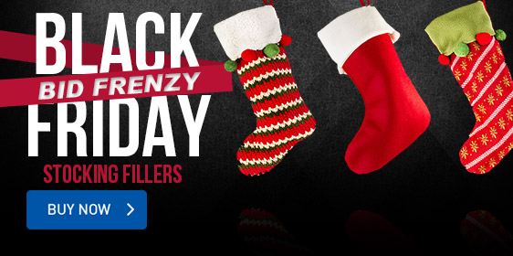Black Friday Bid Frenzy | Stocking Fillers