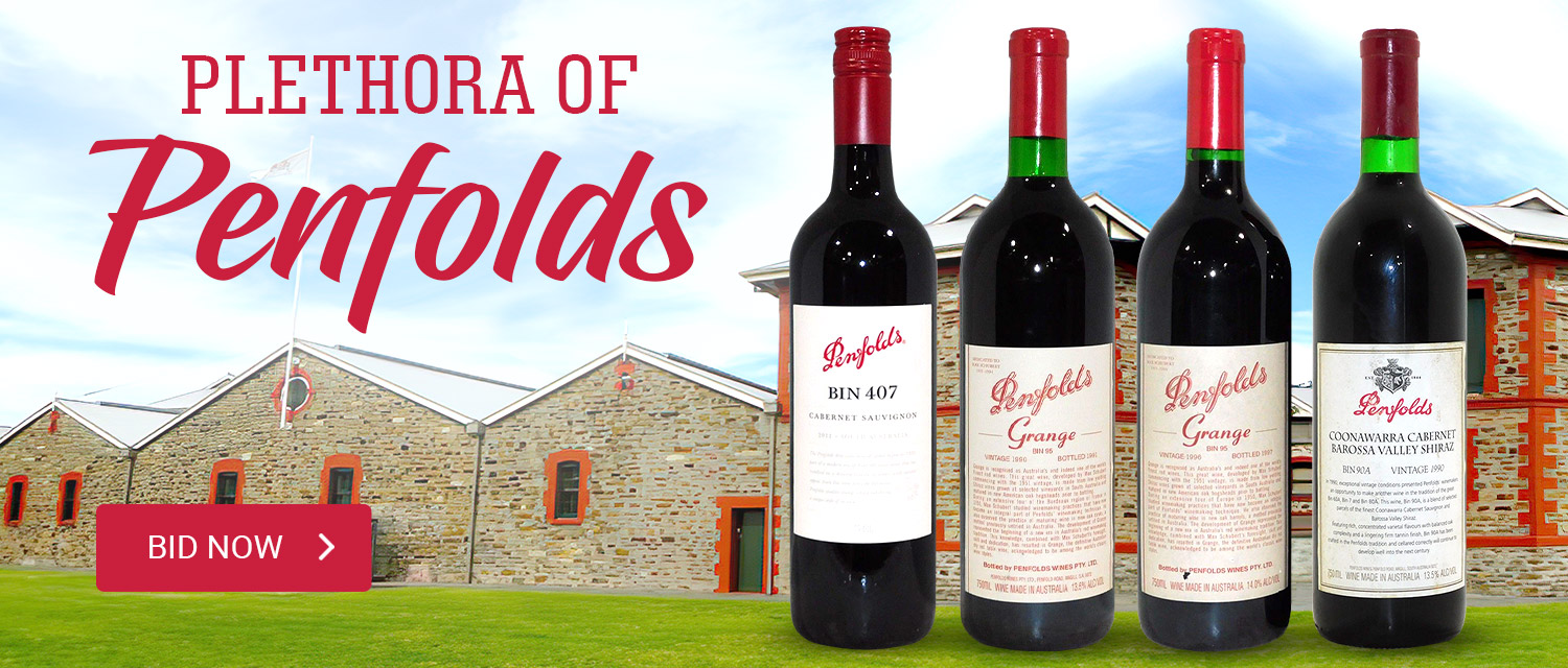 Plethora of Penfolds