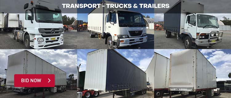 Transport - Trucks & Trailers