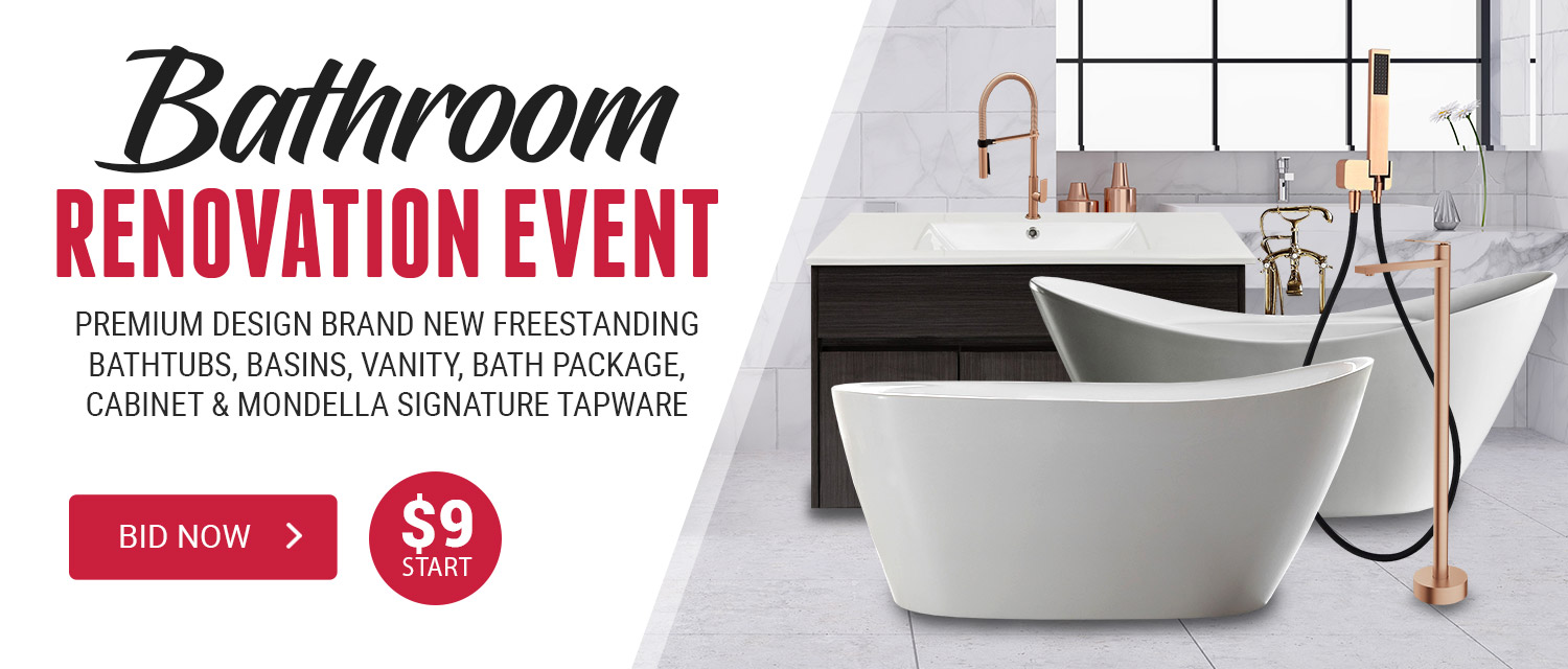 Bathroom Renovation Event