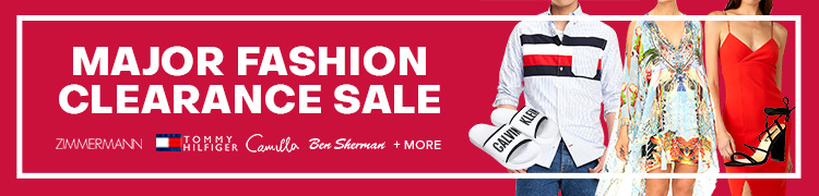 Major Designer Fashion Clearance Sale Bidding Starts from $9