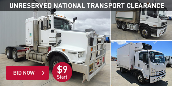Unreserved National Transport Clearance