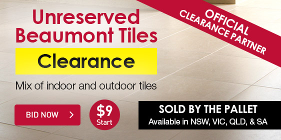 Unreserved Beaument Tiles Clearance