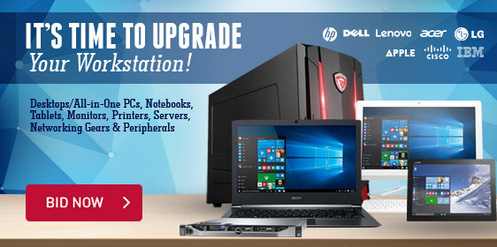 It's Time to Upgrade Your WorkStation!