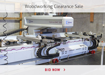 Woodworking Clearance Sale