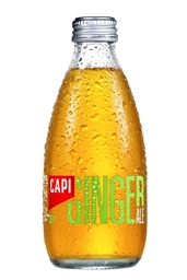 Capi Dry Ginger Ale (24 x 250mL).