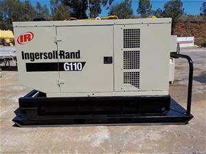 Ingersoll Rand G110 100KVA Generator