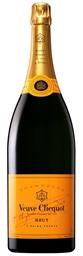 Veuve Clicquot Brut NV (1 x 3L Jeroboam), Champagne, France.