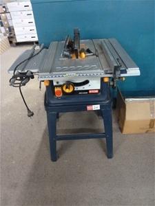 Table saw ryobi model ets 1525sc 1500 watts 254 mm tct blade table saw ryobi model ets 1525sc 1500 keyboard keysfo Images