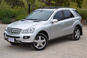 2007 mercedes benz ml350 4matic luxury 167575 automatic for 2007 mercedes benz ml350 4matic