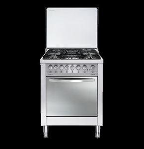 Lofra 70cm Freestanding Cooker - Model: E7GGFLSS ...