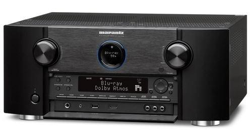Marantz SR7009 9.2Ch Network AV Receiver with Dolby Atmos (Black)
