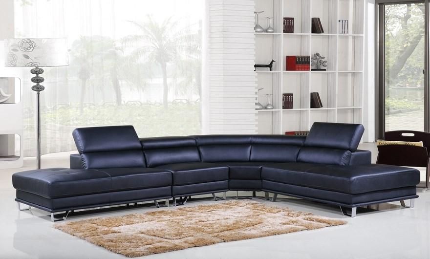 Galaxy - Modular Grand Corner Lounge, Black