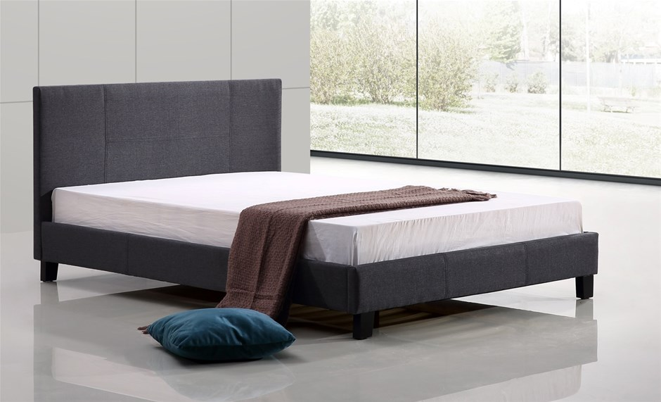 second hand double bed frame | Graysonline