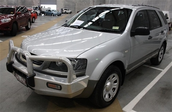 ford territory 2007 owners manual