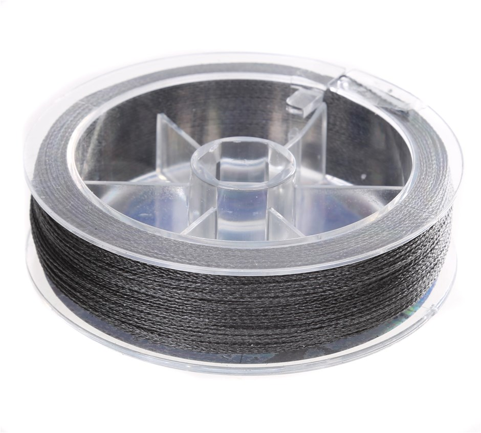 5 x 100M Reels Braided Fishing Line 0.4mm dia. Line Capacity 35.2Kg. Buyers