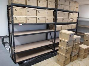 Rack It Handy Storage Shelves Auction 0059 7010830 Graysonline Australia