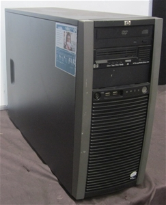 HP Proliant ML150 Series Tower Server, Specs Intel Xeon 2 33ghz Processor,