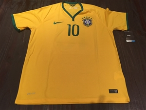 sports shoes cd3e4 835dc 2014 Brazil Jersey – Neymar Junior – Personally Signed