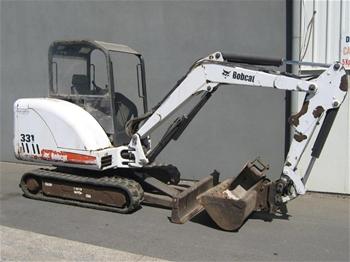Bobcat 5600 Toolcat Utility Vehicle (Location: Wingfield, SA)
