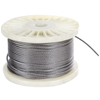 100M Reel x Stainless Steel Wire Rope 3.2mm Dia, Construction 7x19, Grade 3